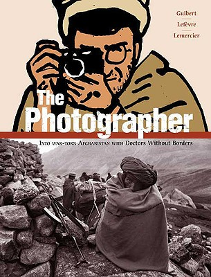 The Photographer By Guibert, Emmanuel
